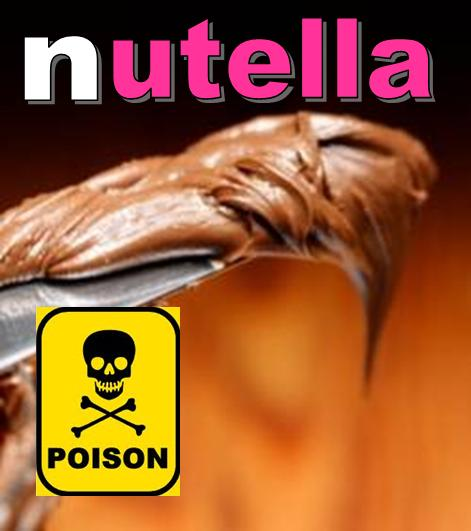 La composition du Nutella, attention danger pour la santé