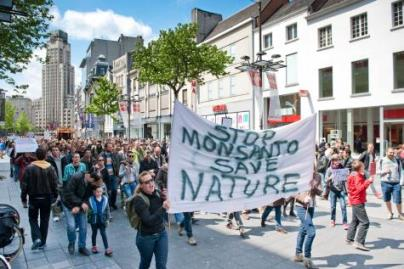 Marche contre Monsanto - Anvers 25 mai 2013